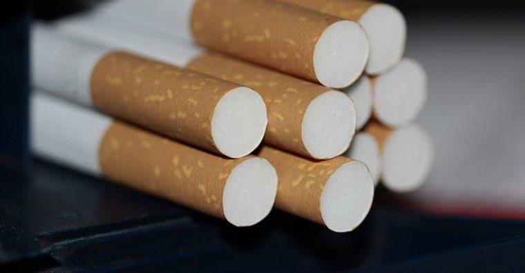 Fabryka nielegalnych papierosów