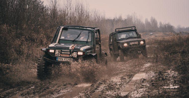Grupa BGO WYR 4X4 z Bełchatowa – zawody o Złoty Tłok